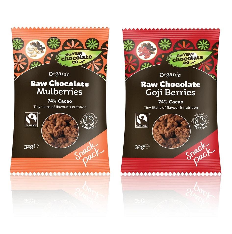 The Raw Chocolate Company launches award winning Raw Chocolate ... 2babf7f87d91d